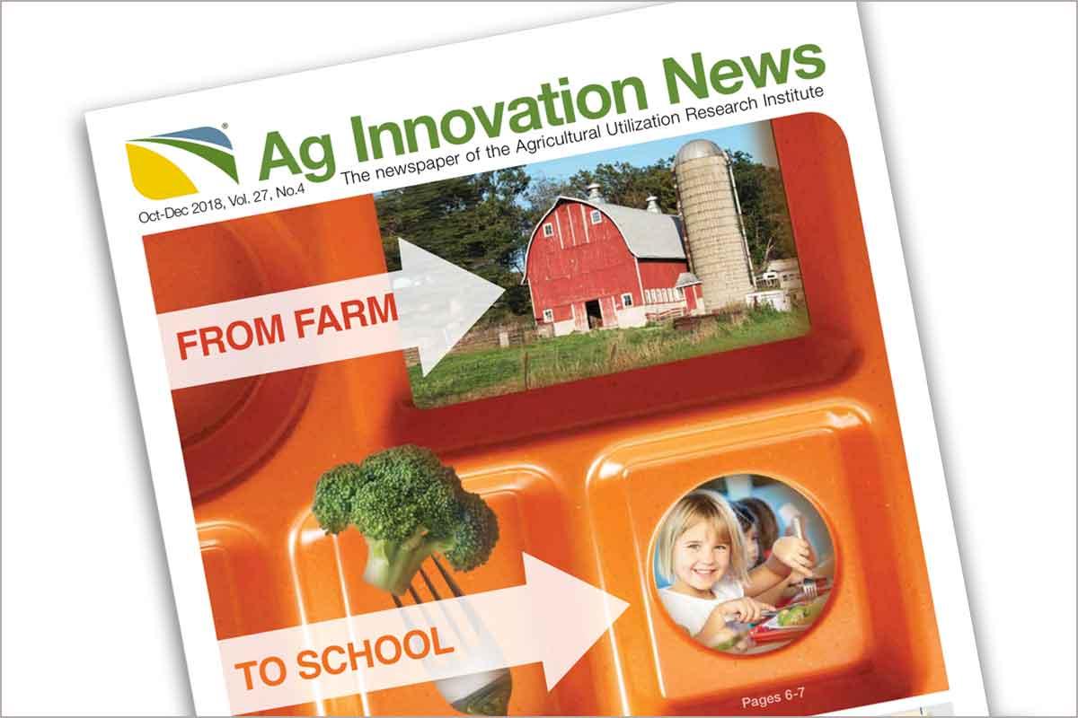 Ag Innovation News newspaper