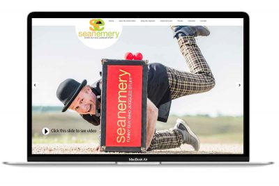 seanemery.com's front page